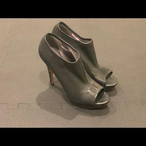 Via Spiga Black Heel Bootie Size 7.5